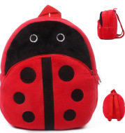 Children's young Plush schoolbag school preschool children's schoolbag little girl's shoulder bag