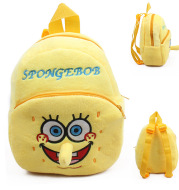 Korean high quality plush children's bag baby book bag 1 year old and 2 year old baby book bag