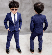 2020 Korean version of Boomer clothing spring boys and girls' suits, two pieces of suit and 8008 shirts, 8008 shirts 8809