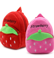 Children baby baby baby backpack backpack backpack young strawberry nursery aliexpress foreign trade Taobao