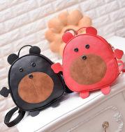 Kindergarten children cartoon book bag baby boy and woman bag 1 Cute Mini Shoulder Bag