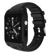 X86 smart watch phone student 3G adult elderly card calling and photographing WiFi bi-directional positioning Android