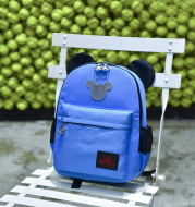 A generation of children's schoolbag kindergarten backpack boy travel girl double shoulder bag baby 3 year old baby tide