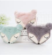 Children cute cartoon cloth bag baby Mini Purse Shoulder Messenger backpack small fox