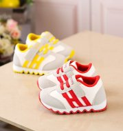 Male baby shoes in autumn and winter women's baby sports shoes 2020 new 1-2-3 year old children's Korean version of leisure