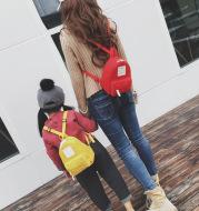 Children bag, child, baby, mother daughter, mother daughter, mother daughter, mother and daughter, double shoulder bag college, school children's schoolbag Backpack