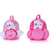 Children cartoon plush cartoon KT bag kindergarten baby backpack BABY BAG BABY BAG