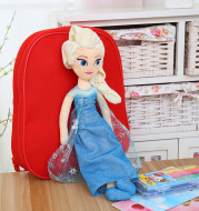 1-3 year old toy children's schoolbag Plush bag baby baby boy and girl Baby Cute Mini Backpack