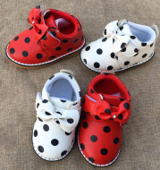 2020 spring and autumn children shoes tendon end female baby shoes 14-18 soft bottom baby shoes.