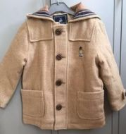 Special offer - Korean children 2 boys and the end of a single foreign trade cloth coat TKJW64T07B-00