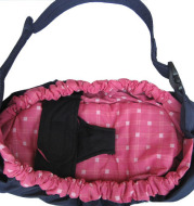 Newborn baby carrier baby carrier back baby belt feeding bag TC cotton baby baby products