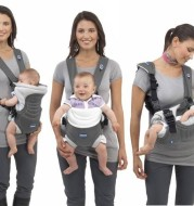 Newborn baby carrier bag