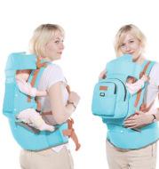 Multifunctional single shoulder waist stool baby sling baby sit stool Baoyao newborn children holding infant stool with waist bag