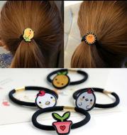 Cartoon animal hair rope hair accessories