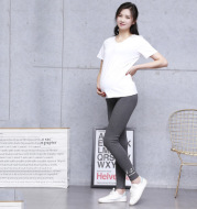 2021 new type of pregnant trousers, pants, pants, pants, pants, pregnant pants and creative pregnant women's sports pants