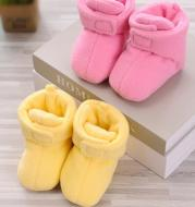 Baby shake baby shoes shoes pure velvet