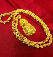 Quan Yin necklace