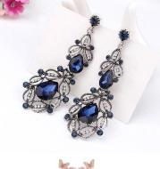Drop Temperament Gemstone Earrings