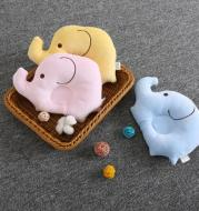 Baby pillow shaped pillow cartoon 0-1 year old baby pillow baby pillow baby velvet anti-bias head pillow