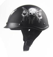 Harley helmet with a summer helmet
