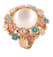 Opal Decoration Ring