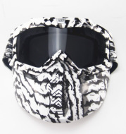 Water to reprint the new Halley retro mask