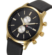 Watch student sports silicone male high-end couple watch