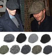 Outdoor men's winter painter hat