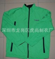 Ad tailor jacket custom printed LOGO spring and autumn thin coat custom flying suit factory to map custom men