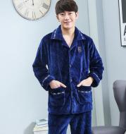 Coral fleece pajamas