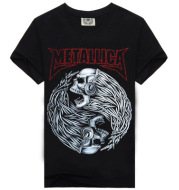 New trendy men's T-shirt