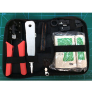 Cable clamp Two Stripper 5PC Nnetwork Tool Kit