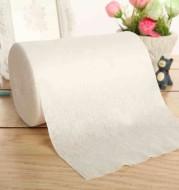[Mumsbest] bebé pañales desechables biodegradables y desechables forros de pañales pañal de tela liners 100% bambú 100 sheets1 rollo