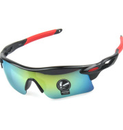 Colorful Outdoor Windproof  Cycling Sunglasses