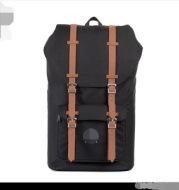 New American waterproof double shoulder knapsack back to the old men's general Backpack