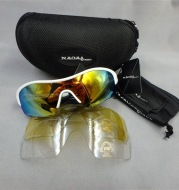 Children's cycling glasses outdoor skating speed skating glasses UV protection