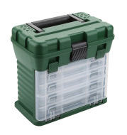 Factory wholesale Jiangsu 6 FCL shipping multilayer LURE box drawer type multifunctional road sub box
