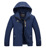 Jeep shield man thin spring and autumn season new mountain suit jacket waterproof speed dry outdoors jacket