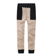 2020 autumn and winter new men's cashmere casual pants lamb pants men's clothes and small pants wholesale pants wholesale pants