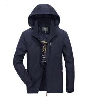 Men's new style jacket men's new men's jacket, men's windbreaker, casual outdoors and outdoors
