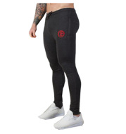 New muscle bodybuilding brotherhood, male long pants repair, running pants manufacturer direct selling.