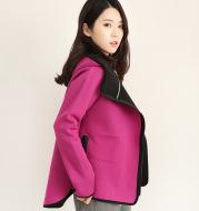 Foreign poop diving warm waterproof coat Hooded Jacket size women sports coat ski suit