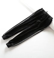 2020 new winter Korean side Gore velvet fleece pants pants thickening leisure sports