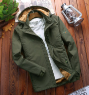 Battlefieldcharge fast dry clothes and outdoor sportswear overcoat in autumn and winter jacket men's clothes