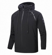 2021 spring new type of wind jacket, South Korean version of the Korean version of the casual coat and the direct selling of the male youth travel jacket