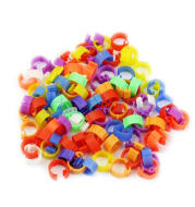 100 PCS the chicken foot ring