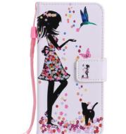 Clamshell phone holster Samsung Galaxy S4 Mini