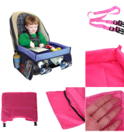 Children's toys storage waterproof table pouch car storage table dining table tray waterproof toy table
