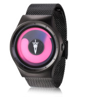 Men、Women Cool Watches  Steel Quartz Wristwatch