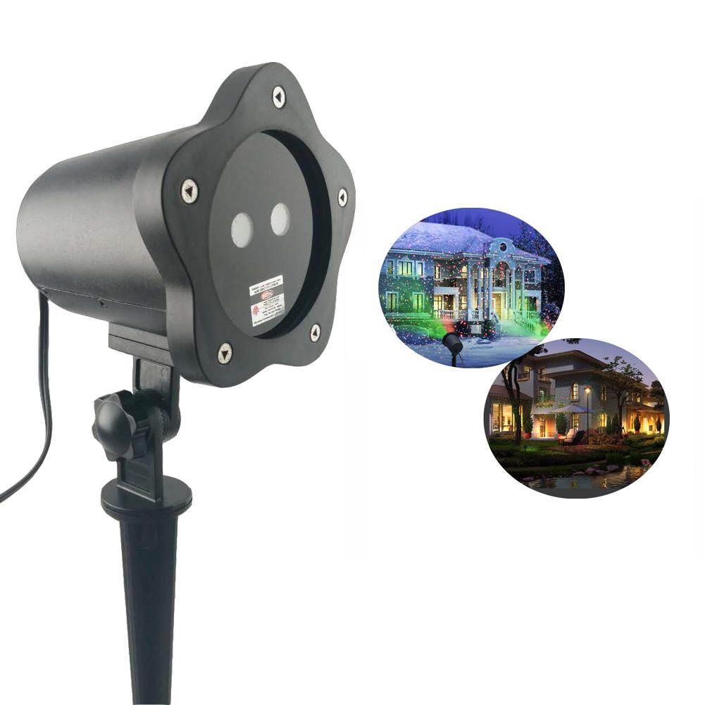 Outdoor Garden Light Projector